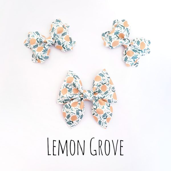 Farm Fresh Lemon Grove Print