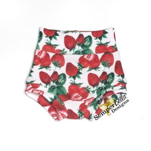 Farm Fresh Strawberry Print