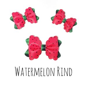 Farm Fresh Watermelon Rind Print